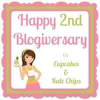 Happy 2nd Blogiversary