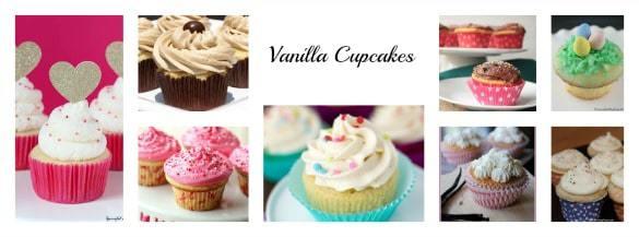 40 Cupcake Recipes (Vanilla Cupcakes) | cupcakesandkalechips.com | #cupcakes #dessert