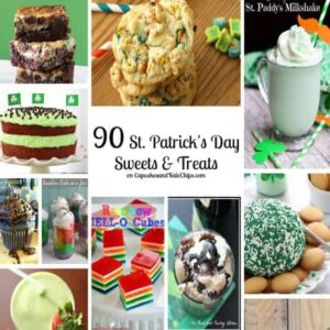 90 St Patricks Day Sweets Treats square