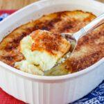 Horseradish Cheddar Whipped Cauliflower