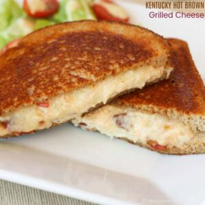 Kentucky Hot Brown Grilled Cheese Recipe