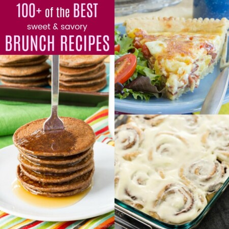 100+ Sweet and Savory Brunch Recipes