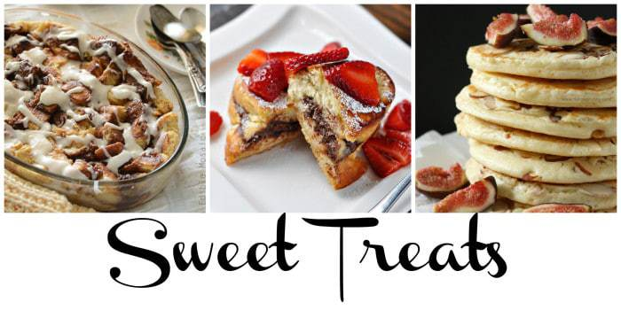 100 Sweet & Savory Brunch Recipes | cupcakesandkalechips.com | #breakfast #pancakes #eggs #frenchtoast #casserole