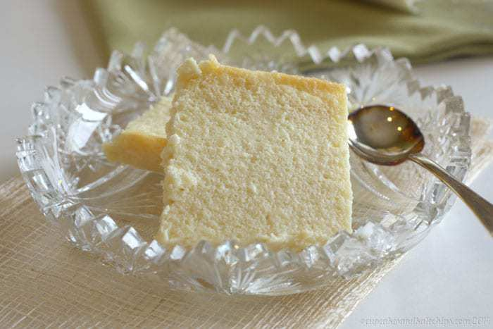 Syrnyk - Sweet Ukrainian Easter Cheese is an old family recipe