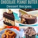 Best Chocolate Peanut Butter Dessert Recipes