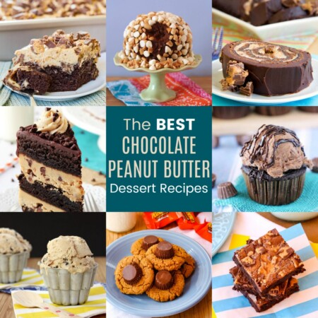 Best Chocolate Peanut Butter Desserts