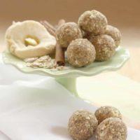 Nut-Free Apple Cinnamon Energy Balls