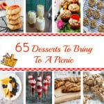 65 Desserts To Bring To a Picnic square