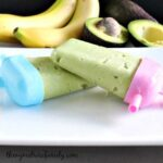 Banana & Avocado Popsicles – Guest Post from The NY Melrose Family