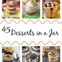 Desserts in a jar sq