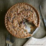 Chocolate Chip Cookie Pie – Guest Post from Jen's Favorite Cookies