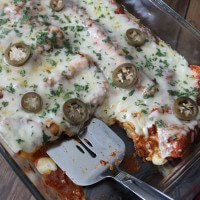 Breakfast Bacon Enchiladas 6sq
