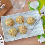 Chipotle Cheddar Cheese Cauliflower Poppers – Guest Post from Simply Healthy Family