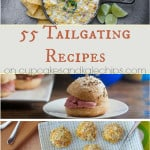 55 Tailgating Recipes