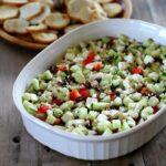 Healthy Hummus Dip – Guest Post from Joyful Scribblings