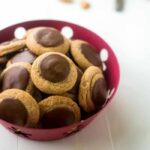 Whole Wheat Molasses Glazed Shortbread Cookies – Guest Post from Food Faith Fitness