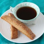 Snickerdoodles Biscotti – Guest Post from Love and Confections
