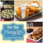 Top Ten Yummy Eats 2014 sq