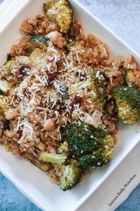 vegetable-parmesan-quinoa-700x466