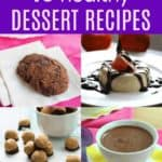 15 Healthy Dessert Recipes collage