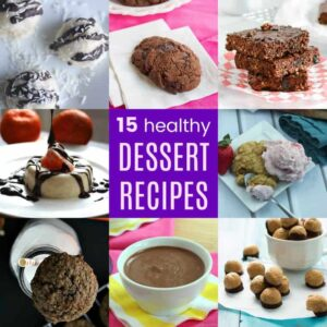 Best Healthy Dessert Recipes
