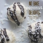 No Bake Coconut Cookies & #EatHealthy15 with @WholeNewMom