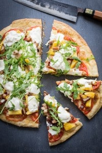 Grilled Pineapple Pork Belly Pizza-5169