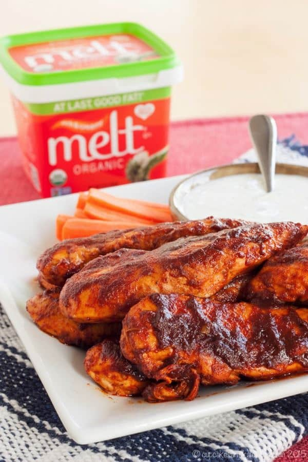 Easy Buffalo Chicken Tenders Recipe with Hot Sauce