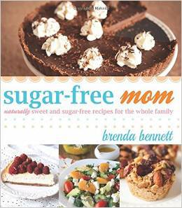 Sugar-Free Mom cookbook cover