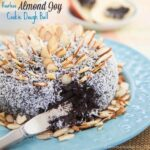Flourless Almond Joy Cookie Dough Ball for #SundaySupper