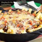 Shepherd's Pie Loaded Fries with @AlexiaFoods #FarmtoFlavor