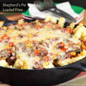 Shepherd's Pie Loaded Fries