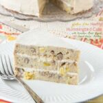 Gluten Free Healthy Hummingbird Cake for #SundaySupper