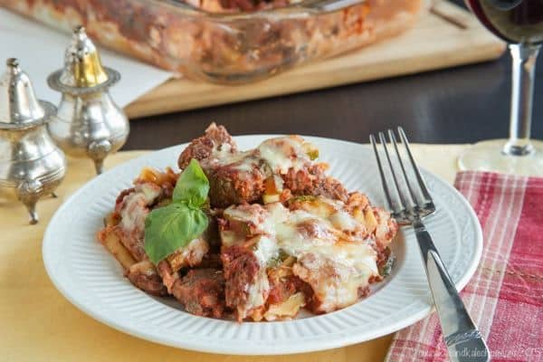 Easy Pasta Casserole Recipe