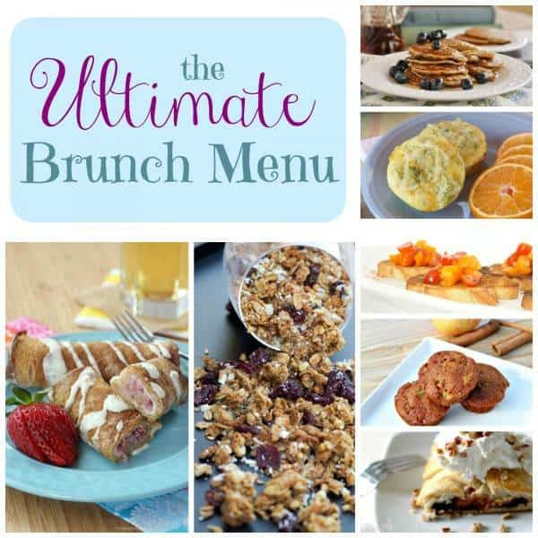 Ultimate Brunch Square Collage