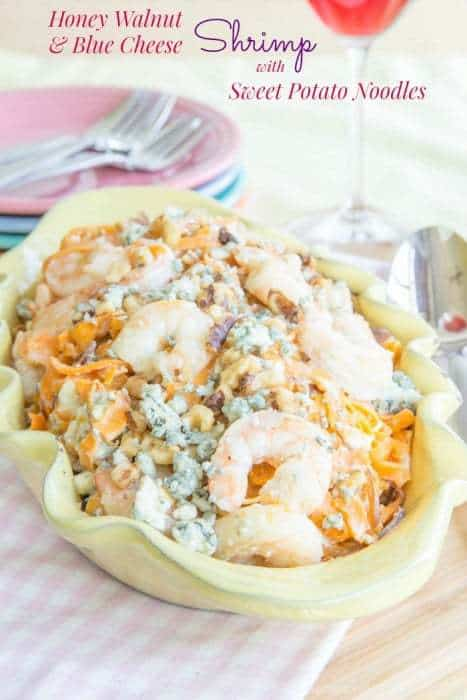 Honey-Walnut-Blue-Cheese-Shrimp-with-Sweet-Potato-Noodles-recipe-1845-title.jpg