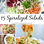 15 Spiralized Salad Recipes