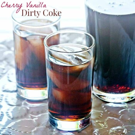 Cherry Vanilla Dirty Coke