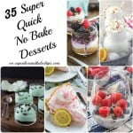35 Super Quick No Bake Dessert Recipes