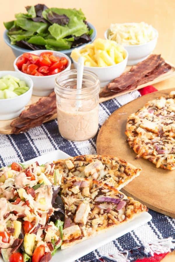 California Pizza Kitchen Bbq Chicken Salad