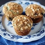 Blueberry Oat Muffins1