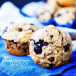 Healthy-Banana-Blueberry-Muffins-3 sq title