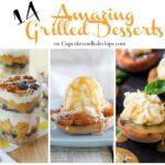 14 Amazing Grilled Desserts