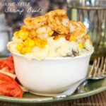 homestyle shrimp bowls