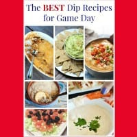 Best Game Day Dips Square