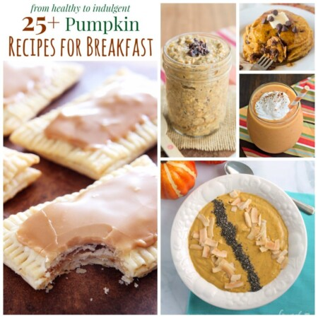 25+ Pumpkin Recipes for Breakfast