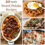 20 Tasty Sweet Potato Recipes