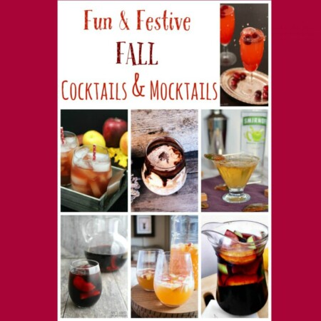 Fun and Festive Fall Cocktails and Mocktails