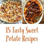 15 Tasty Sweet Potato Recipes