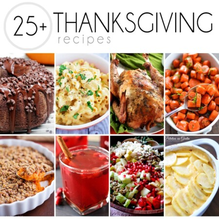 Over 25 of The Best Thanksgiving Recipes